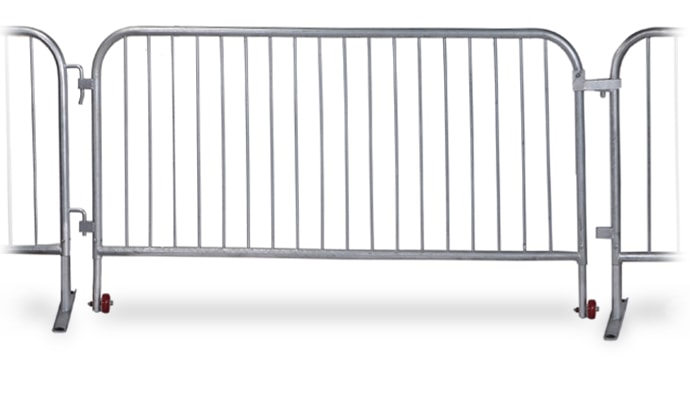 types of barricades