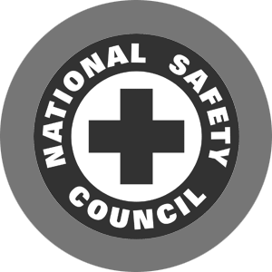 National Safety Council safety stanchions