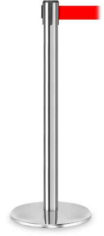 stanchion definition